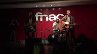 Carreteras infinitas - Sidonie showcase Fnac callao Madrid 30-9-2016 4K UHD