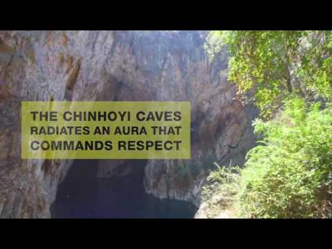 The Chinhoyi Caves
