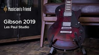 Gibson 2019 Les Paul Studio Electric Guitar Demo ギブソン 検索動画 49