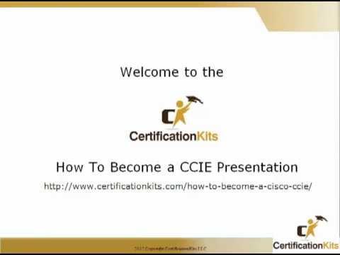 How to become a Cisco CCIE – CertificationKits com