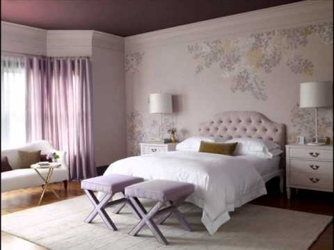Wall Decor For Bedroom bedroom wall decoration ibedroom wall decor crafts - youtube
