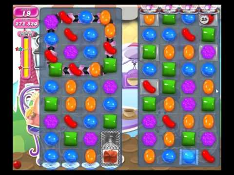 Candy Crush Saga Level 1255