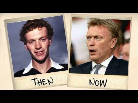 Famous Football Managers...When They Were Younger!