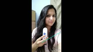 Nivea Underarms Roll-on Review