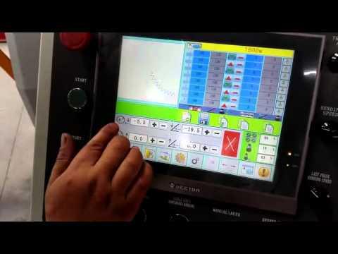 CNC stirrup bender installation & operation vedio  GUTE machinery