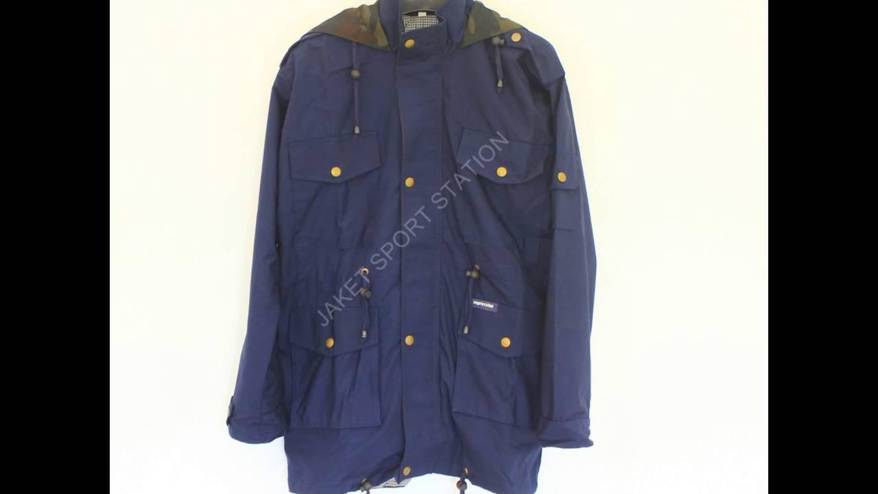 70 Desain Jaket Parasut Terbaru Terbaik