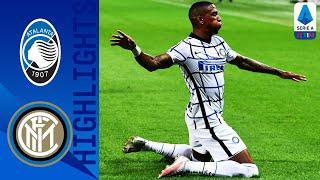 Atalanta 0 2 Inter | Early Young And D'ambrosio Strikes Stun Atalanta! | Serie A Tim