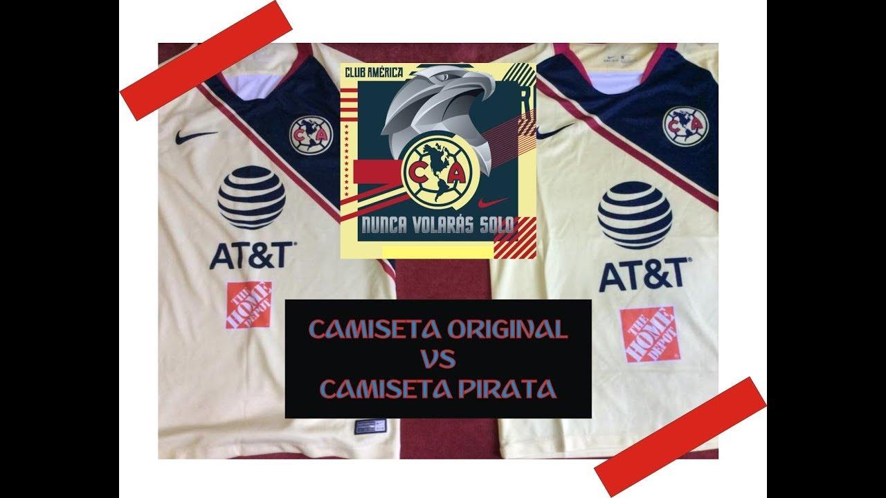 8b4300311 CAMISETA ORIGINAL VS CAMISETA PIRATA