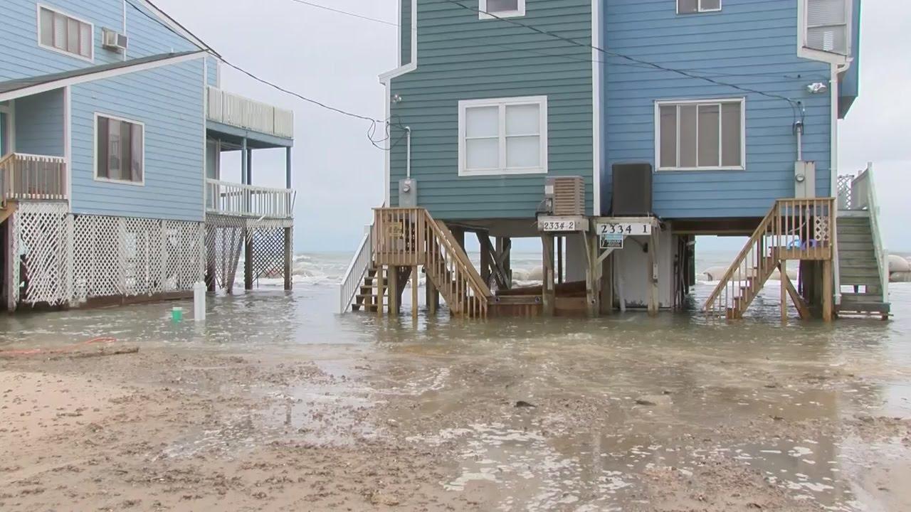 North Topsail Beach Reports No Major Structural Damage