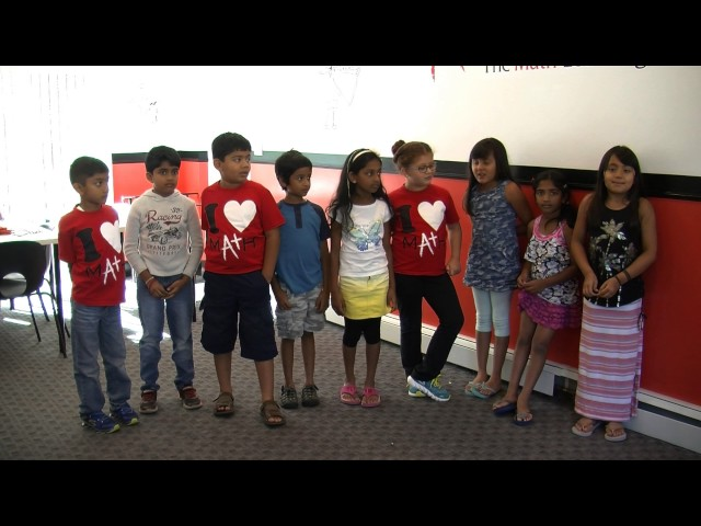 Math for All Episode 1 October 14, 2016