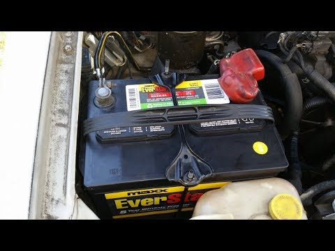 How To Change A Car Battery Tips Tricks 95 Nissan Pathfinder