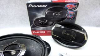 Should you buy Pioneer car audio speakers? Are they worth it...