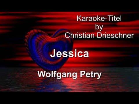 Jessica - Wolfgang Petry - Karaoke