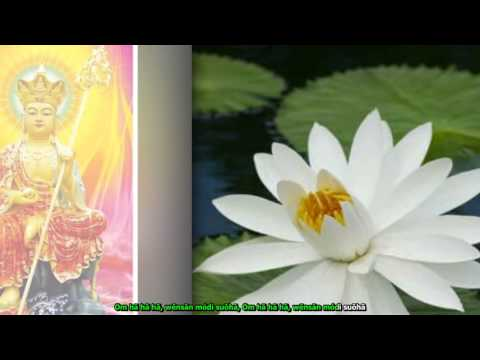 Ksitigarbha Bodhisattva Mantra