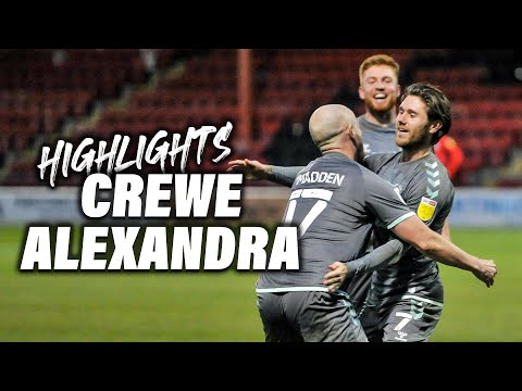 Crewe Fleetwood Town Goals And Highlights