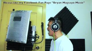 James Ingram - There's No Easy Way- Cover By Bryan Magsayo