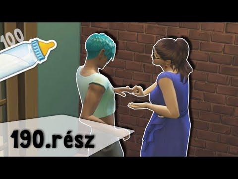 Alíz Utolsó Napjai 😞 - 100 Baba Kihívás - The Sims 4 - 190. rész