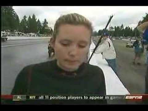 Ashley Force seattle crash