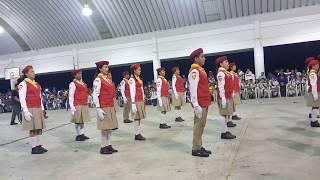 Marchas Club De Conquistadores Shalom Asociación Olmeca Camporee 2018