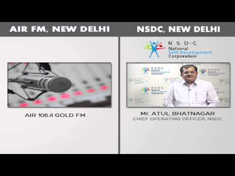 NSDC Radio (AIR Gold FM, New Delhi)