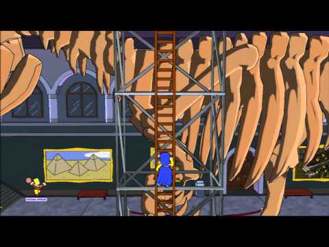 The Simpsons Game: Walkthrough - Part 2