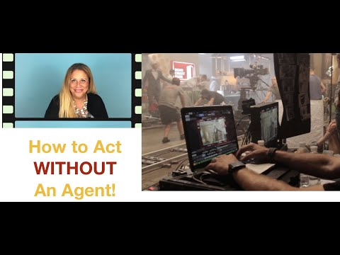 You CAN get work without an AGENT! - Talent Manager Secrets