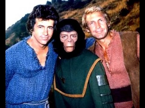 CBS Planet of the Apes TV Series