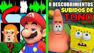 8 Descubrimientos Subidos de Tono en Videojuegos Felices