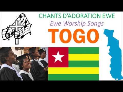 Togo Gospel: Adoration EWE  Da Akpe Nè