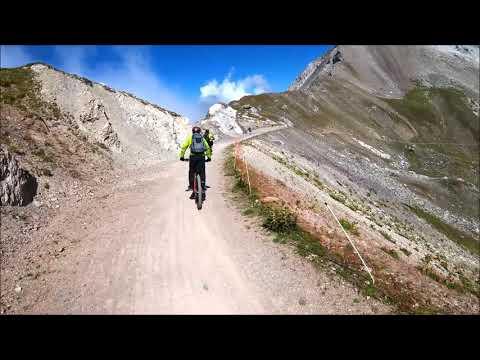 XITRAIL rides Lenzerheide