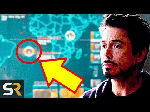 5 Important Infinity War References You Missed In Other Marvel Movies