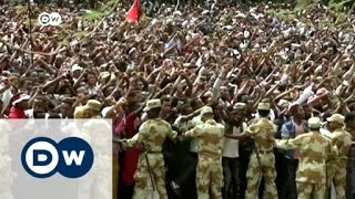 DW News : Ethiopia Declares State of Emergency