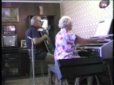 Old Time Dance Duo The Navietones Gold Coast Queensland 1987 Youtube