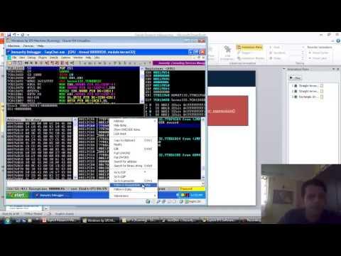 Exploit Research Megaprimer Part 7 Overwrite Seh