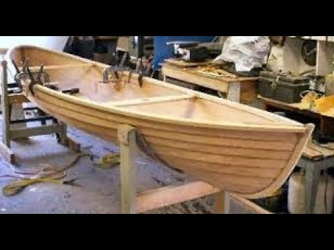 how to build a boat out of wood - wooden boat building plans