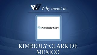 Kimberly Clark de Mexico - Why invest in 2015