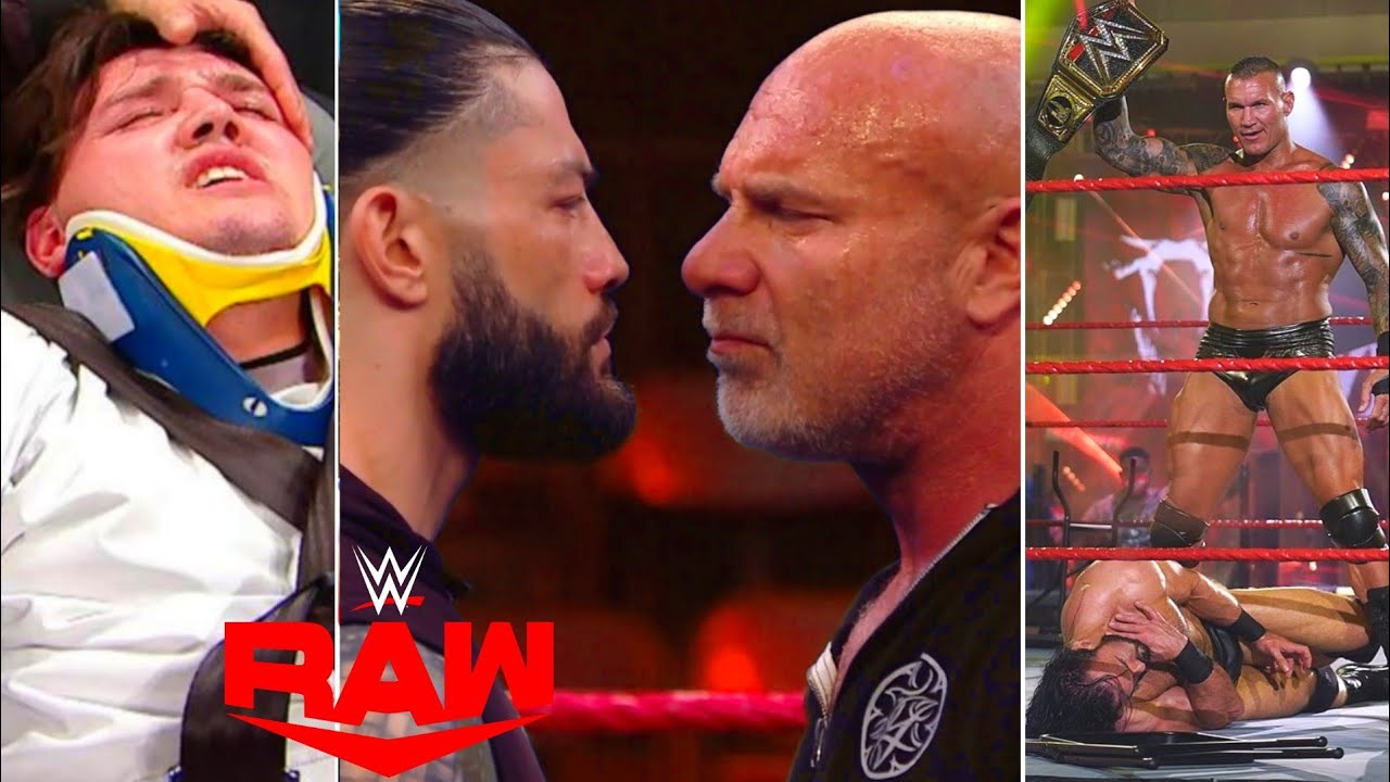 WWE Monday Night Raw 10 August 2020 Highlights ! WWE Raw 08/10/20 Highlights Preview !