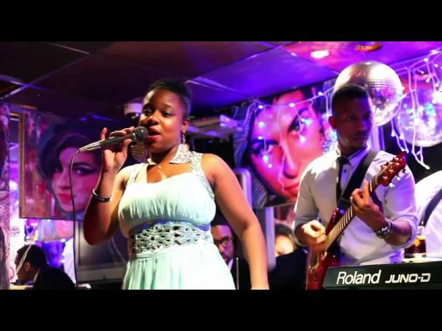 Naz Sings Live at Jazz After Dark Soho