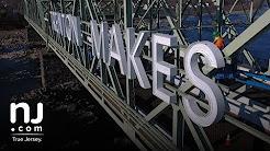 Iconic 'Trenton Makes' bridge is getting an upgrade
