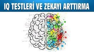 IQ, ZEKA TESTLERİ VE ZEKAYI ARTTIRMA