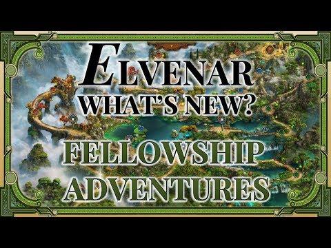 Elvenar - What's New:  Fellowship Adventures