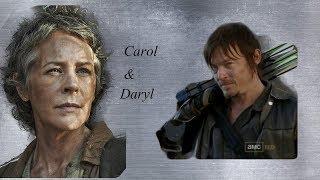 Clip on Daryl & Carol | Клип о Дэрил & Кэрол
