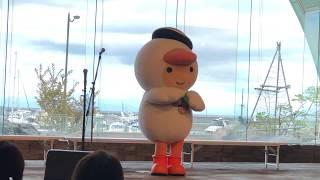 とまチョップ ステージ ゆるたべライブ2018小樽.