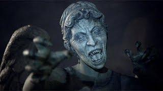 Доктор кто #1   Плачущие ангелы - Weeping Angels (одинокие убийцы)