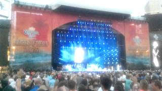 Kenny Chesney Come Over LIVE at Target Field in Minneapolis