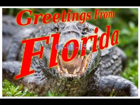 Greetings From Florida ep. 8 05-01-15Kaynak: YouTube · Süre: 5 dakika
