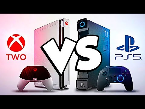 Playstation 5 VS Xbox Scarlett...