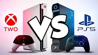 Playstation 5 VS Xbox Scarlett...