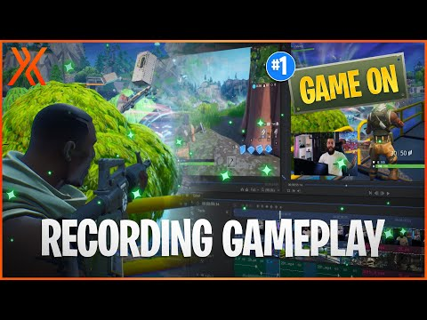 How To RECORD GAMEPLAY For FREE