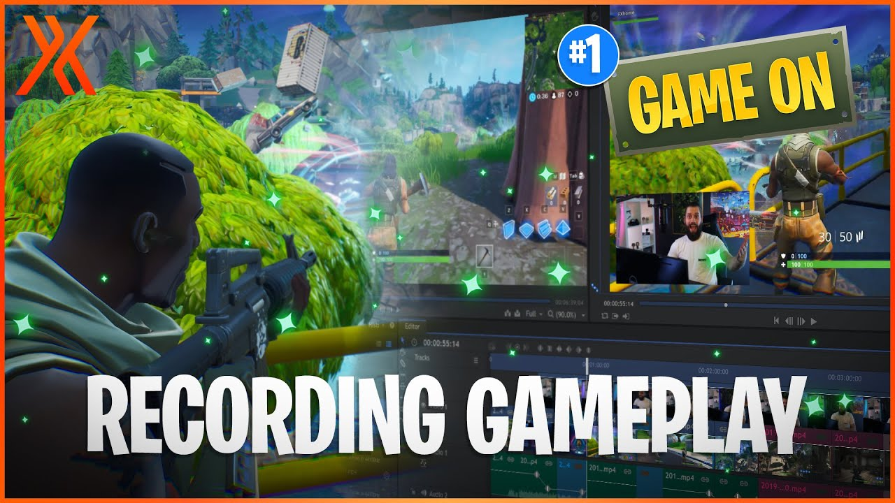 How To Record Gameplay For Free Youtube